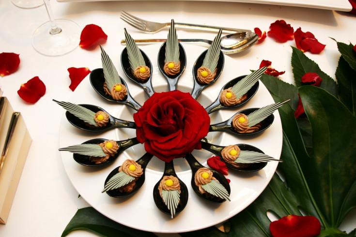 Valse des Fleurs Espressocreme Mimose